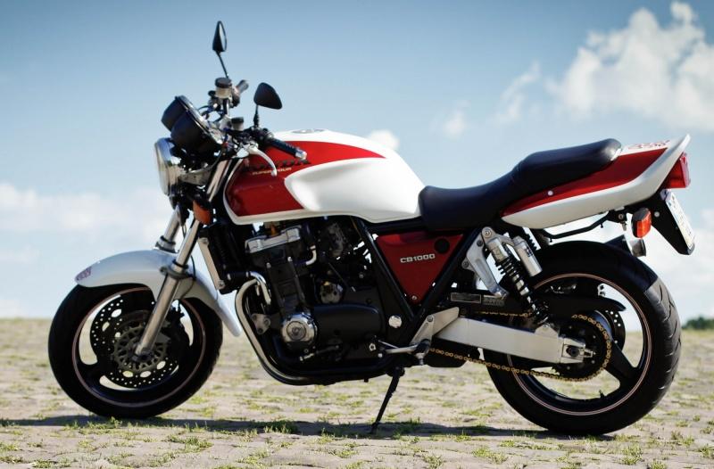 Manual Honda Cb 1000 94 Eng Garant Moto