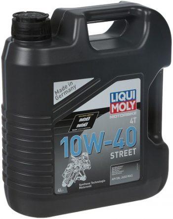 """Liqui Moly """"Motorbike 4T Street"""" 10W40 4L"""